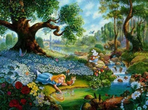 Alice in Wonderland1951 Wallpaper