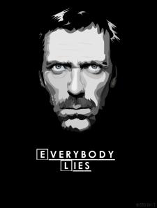 """Everybody Lies""by: ersen-t"