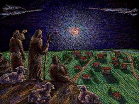 http://creationrevolution.com/2011/12/the-angelic-proclamation-to-the-shepherds-2/