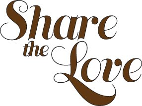 Share the Love – May 2013