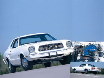 mump_0409_01_z+1974_ford_mustang_ii_coupe+silver_exterior_side_view