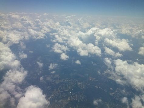 Above the Clouds Cheryl A. Showers