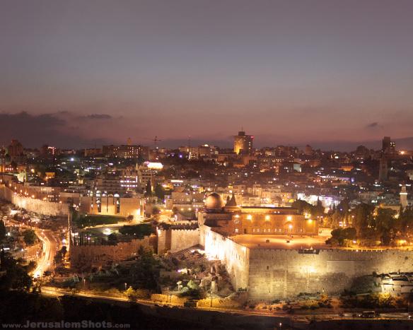 Image Credit: Jerusalem Shots