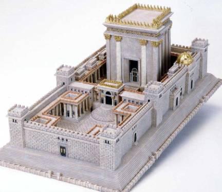 Image Credit: http://www.templesanjose.org/ JudaismInfo/faq/temple wall.htm