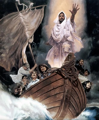 Image Credit: Jesus Calms The Storm El Shaddai's Jewel