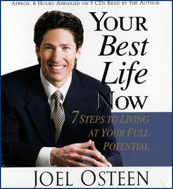 "Joel Osteen  ""Your Best Life Now"""