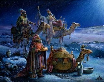 "Image Credit: ""And Wise Men Came Bearing Gifts"" by: Tom duBois"