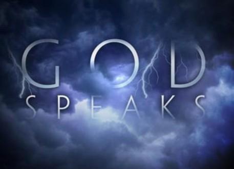 God Speaks ~ Hebrews 1:1-4