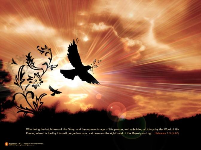 The Exact Representation of God's Nature ~ Hebrews 1:3