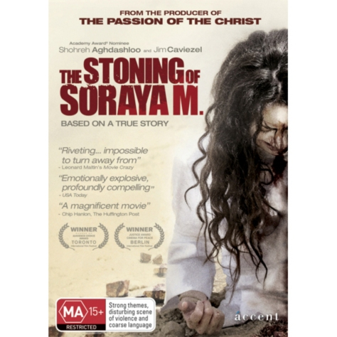 the stoning of soraya