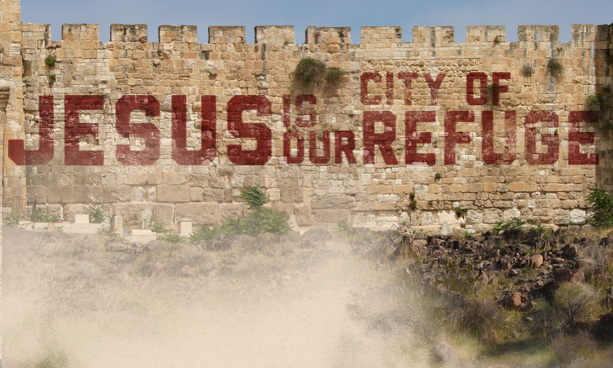 Justin Ross Harris & Israel's Cities of Refuge