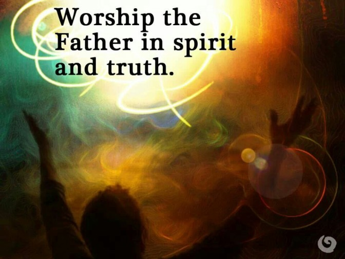 Who Are You Worshiping For?