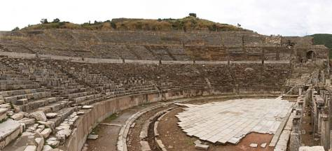 Image Credit: Ephesus Theatre wanderingdanny.com