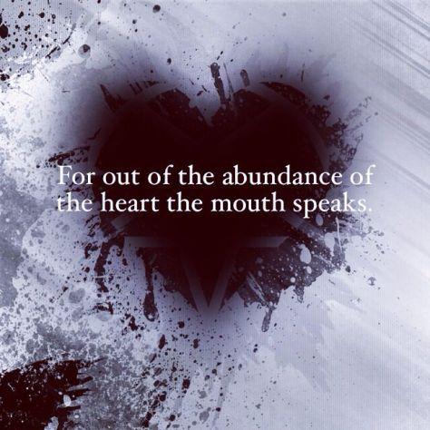 Abundance of the Heart