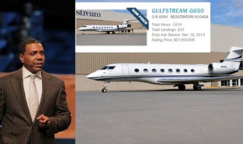 Minister Creflo Dollar Attempts to Raise $65 Million to Purchase Private Jet