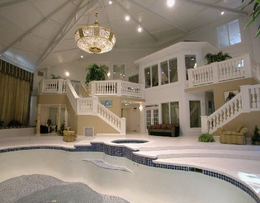 Creflo Dollar Mansion