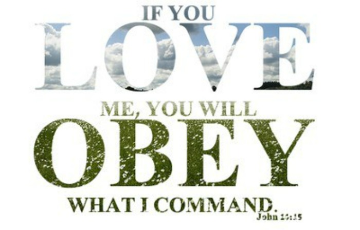 love-is-obedience