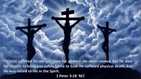 1 Peter 3-18