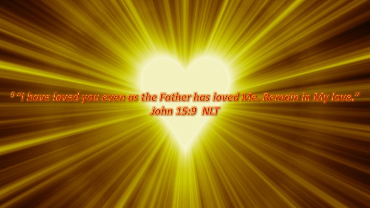 John 15-9