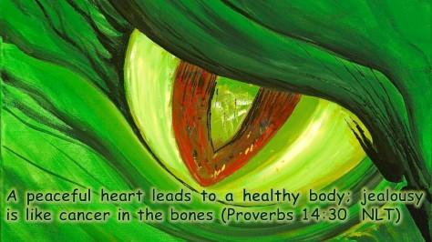 Proverbs 14-30