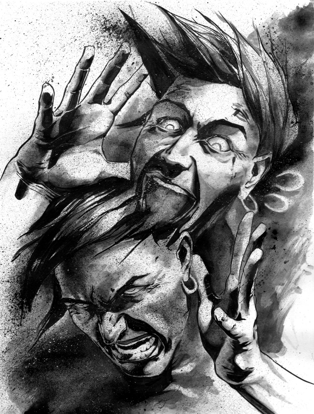 schizophrenia_by_valeriobefani-d5r4unj